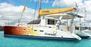 Private Full Day Catamaran Cruise - Visit to Port Louis