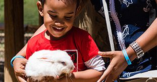 Kids Animal Adventure at Casela