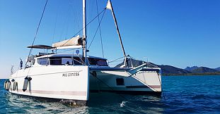 Exclusive Half Day Catamaran Cruise-Dolphins+Snorkelling