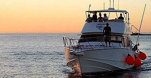 Overnight 34 Hours Fishing Trip - 53ft Boat - Rodrigues
