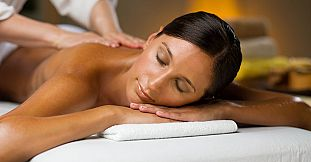 Spa Package: Sauna, Relaxing Massage & Express Facial (1h35mins)