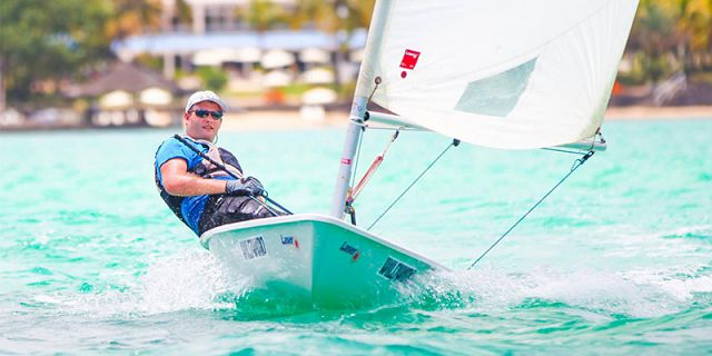 Laser sailing for experienced sailors (2)