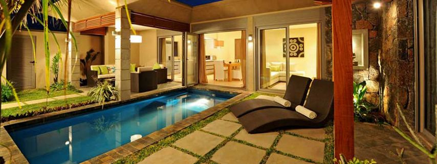 Villas Accommodation in Mauritius